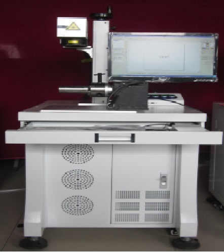 Волоконный лазерный маркировщик GDCT-MF20W