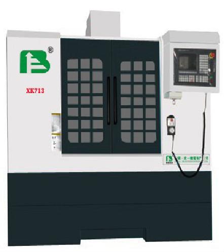 Токарно-фрезерные обрабатывающие центры с ЧПУ фрезерный станок с ЧПУ Серия XK713