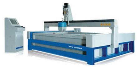 Гидроабразивная установка SJ2040BA
