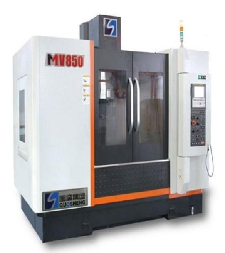 Токарно-фрезерные обрабатывающие центры с ЧПУ фрезерный станок с ЧПУ MV850